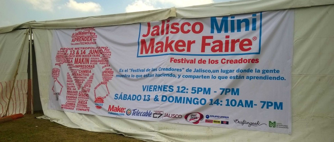 Jalisco Mini Maker Fair