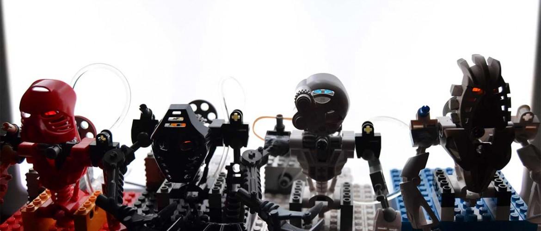 LEGO Toa Mata