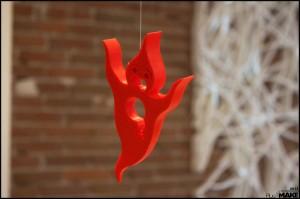 3D printed item