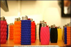 Erik Swetter's lighter cases