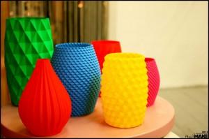 Erik Swetter's vases