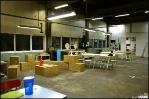 FabLab013 workspace