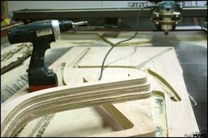 FabLab013 CNC milling machine
