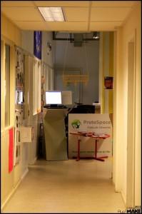 ProtoSpace entrance