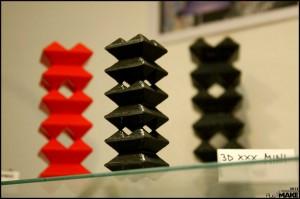 3D printed XXX Amsterdam