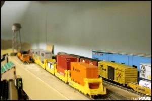 Bart Bakker's model railroad