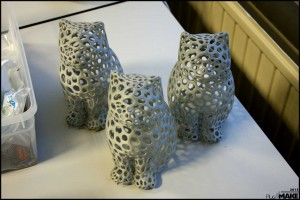 Ultimaker - 3D printed cats