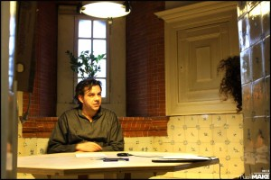 FabLab Amsterdam - Alex Schaub