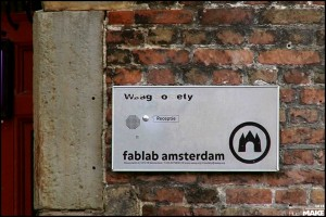 FabLab Amsterdam - Waag Society