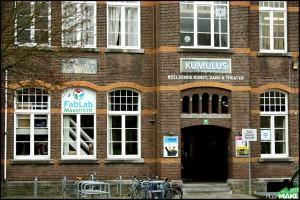 FabLab Maastricht building