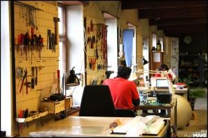 Timelab workspace