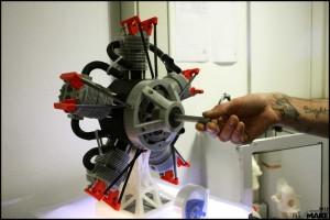 Ultimaker - Engine model