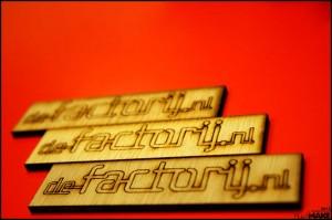 de-factorij logo