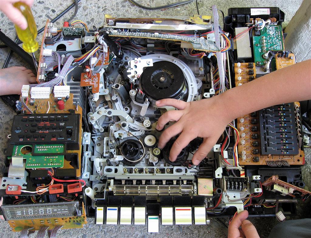 Betamax by Steve Jurvetso on Flickr - CC BY 2.0