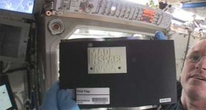 First 3D printer in the International Space Station