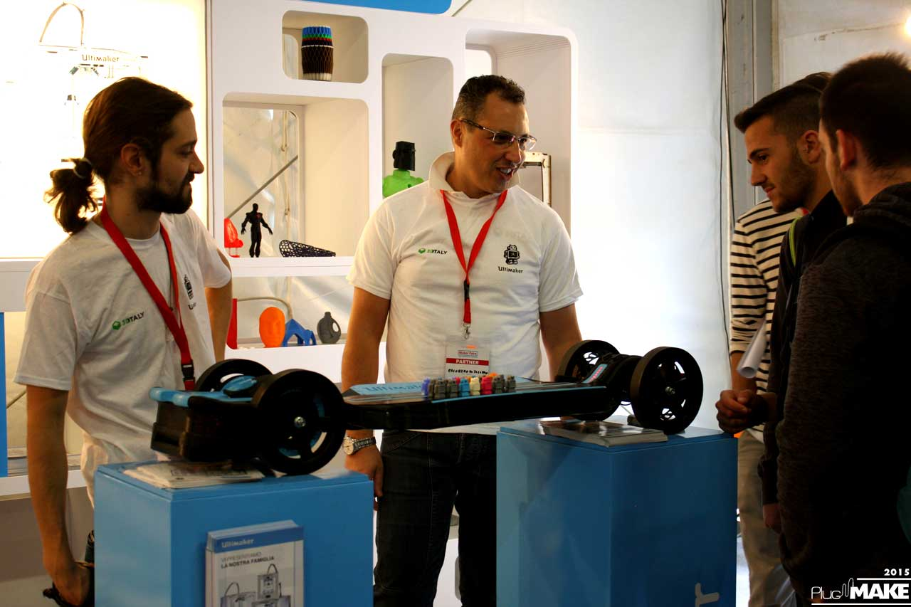 3DiTALY's stand