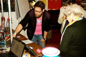 Groninger Researchers' Night: Yumi 3D team
